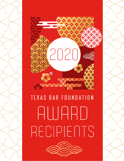 TXBF 2020 Award Winners