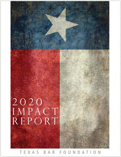 TBF Impact Report 2020