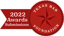 Texas Bar Foundation Awards Submissions